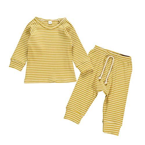 DaMohony - Pijamas Algodón Niños Niñas Ropa Dormir