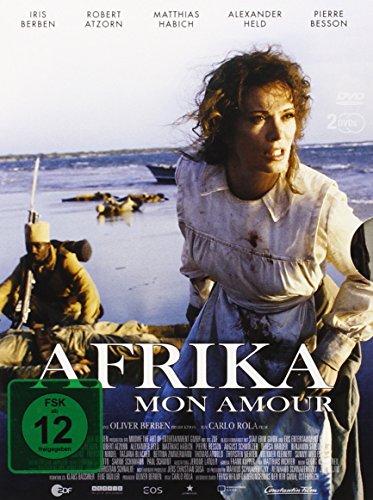 Afrika, mon amour [Alemania] [DVD]