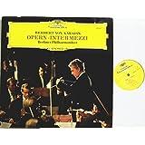 カラヤン オペラ 間奏曲集 Karajan: Opern-Intermezzi / BPO {独 DGG]