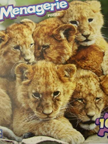 Menagerie 100 Piece Animal Puzzle  Pride Together by Menagerie
