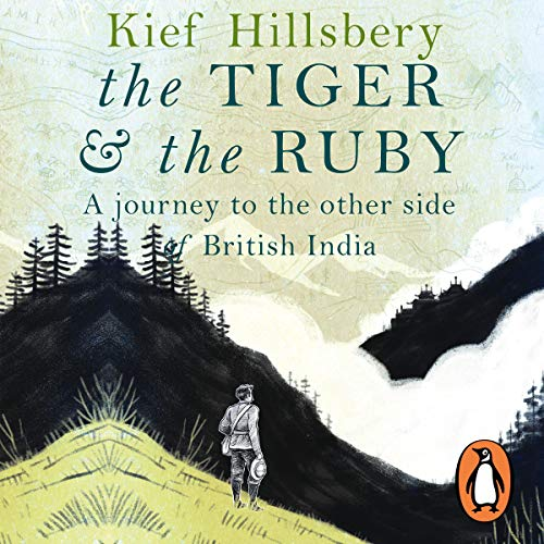 The Tiger and the Ruby cover art