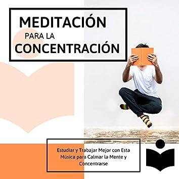 Meditación para la Concentración: Estudiar y Trabajar Mejor con Esta Música para Calmar la Mente y Concentrarse