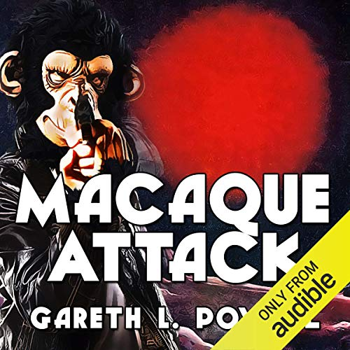 Macaque Attack cover art