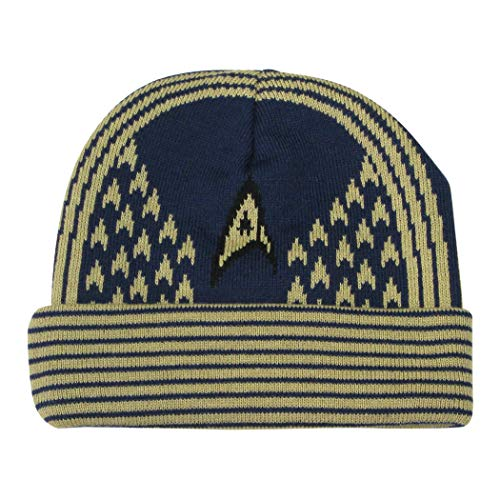 Star Trek Discovery Abzeichen Mütze - Offizielles Geschenk für Damen und Herren von LOVARZI