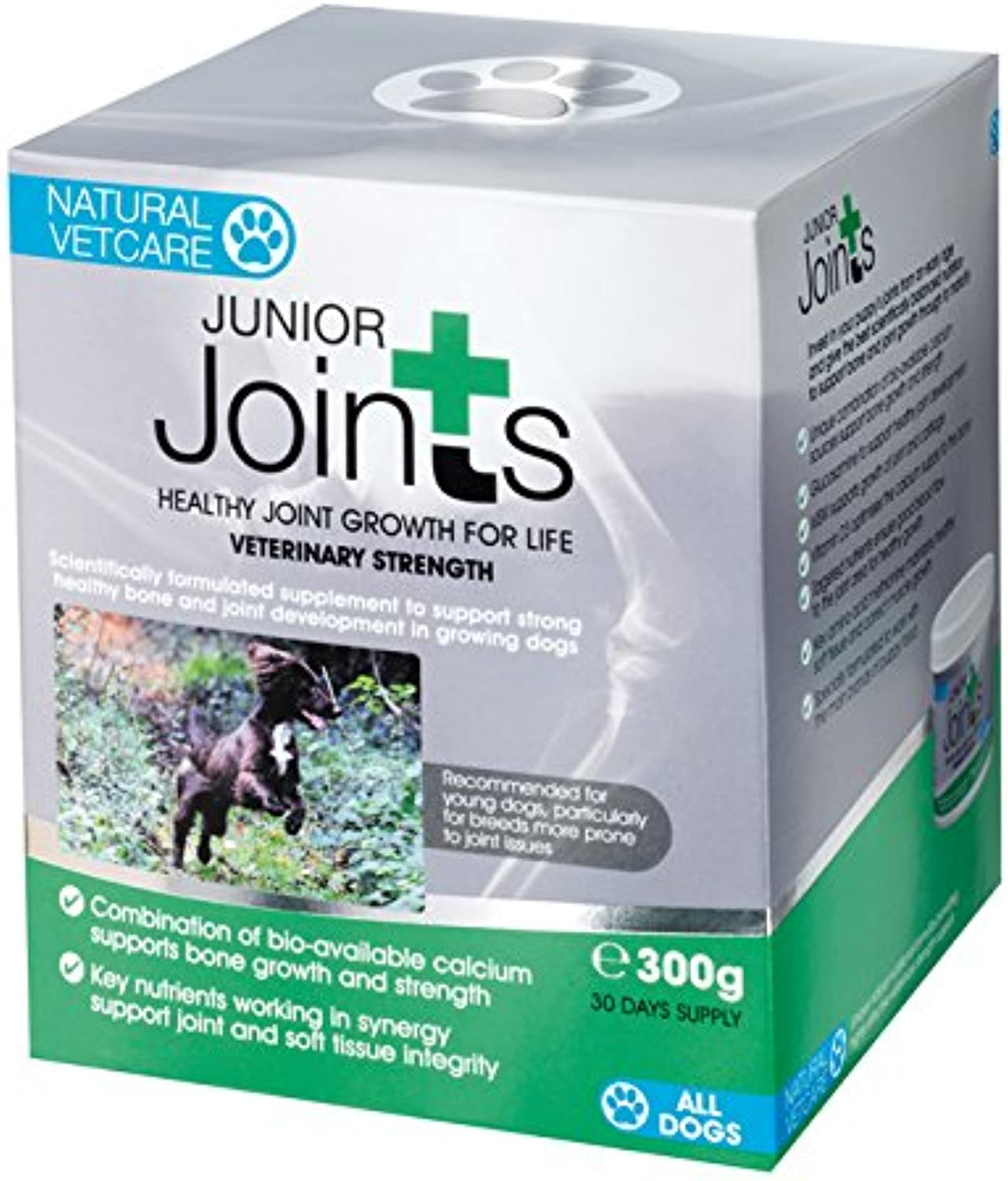 Natural Vet Care Dog Junior Joints