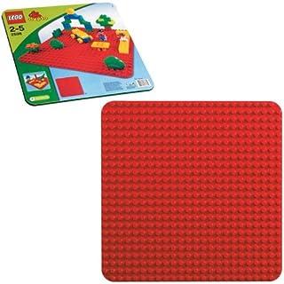 レゴ (LEGO) デュプロ 基礎板(赤) 2598