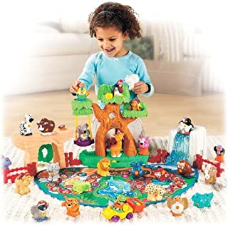 Set de juego de aprendizaje de la A a la Z Little People de Fisher Pricet