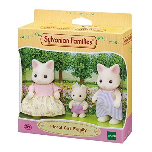 Família dos Gatos Primavera
