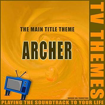 Archer - The Main Title Theme