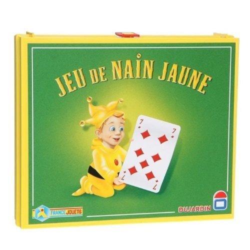 Dujardin Jeux - Grand Classique - Le Nain Jaune + Cartes