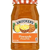 Smucker's Pineapple Preserves, 12 Ounces (Pack of 6)...