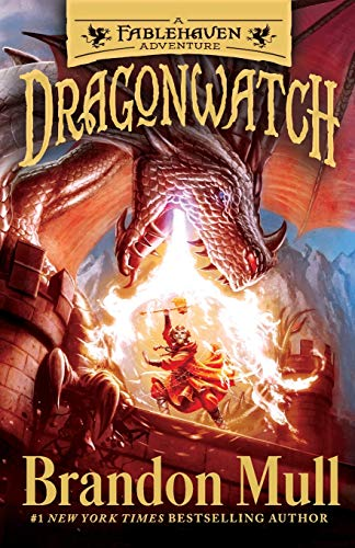 Dragonwatch: A Fablehaven Adventure (1)