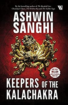 Keepers of the Kalachakra by [Ashwin Sanghi]