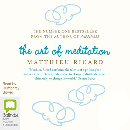 The Art of Meditation audiobook cover art