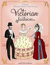 Sticker Dolly Dressing Historical Victorian Fashion