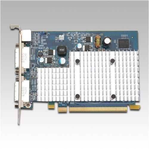 Sapphire Radeon HD 3450512MB 64bit DDR2PCIe Dual DVI-I TVO Lite Grafikkarte–Retail