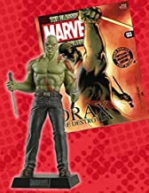Eaglemoss Marvel Figurine Collection Nº 133 Drax The Destroyer