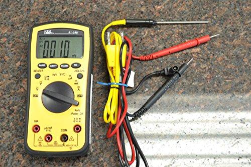 Buy Ideal 61-340 Test-Pro(Tm) Multimeter
