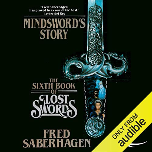 Mindsword's Story audiobook cover art