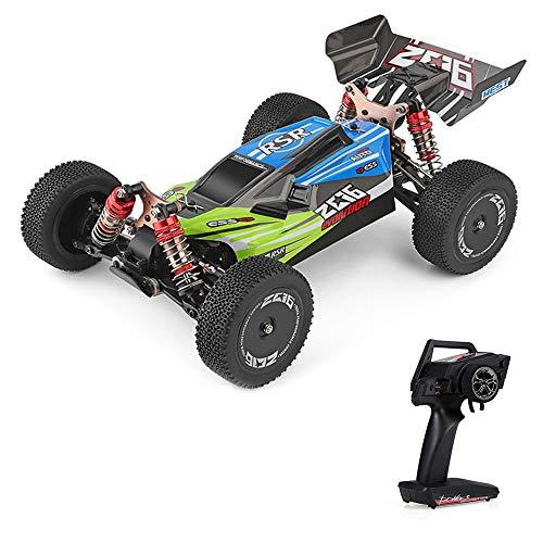 Goolsky Wltoys XKS 144001 1/14 RC Auto da Corsa ad Alta velocit¡§¡è per Auto 2200 mAh Batteria 60 km / h 2,4 GHz RC Buggy 4WD Fuoristrada Drift Car RTR¡
