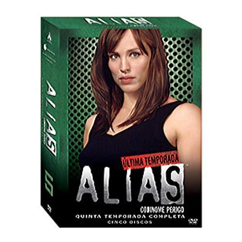 ALIAS ALIASQUINTATEMPORADA5DVDS - novo lacrado original