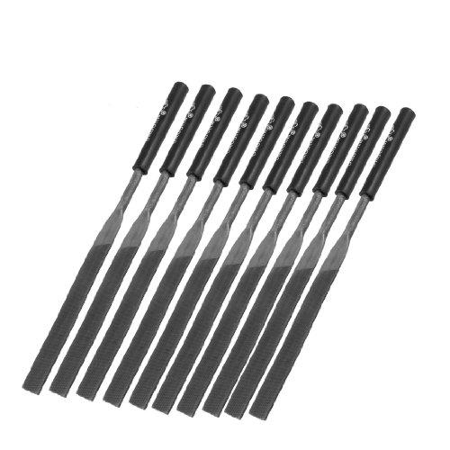 Aexit 7.1' 'Länge Holzbearbeitungswerkzeug Metallschaft Checkering Feilen 10 Stück (d3569a23ce00298aee2d8e5760f07b9e)
