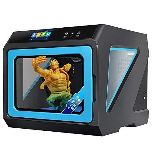 Entièrement intelligent de bureau niveau Imprimante 3D, Développement de l'Ingénierie, l'éducation Maker, haute précision, impression Taille 230 * 220 * 200mm
