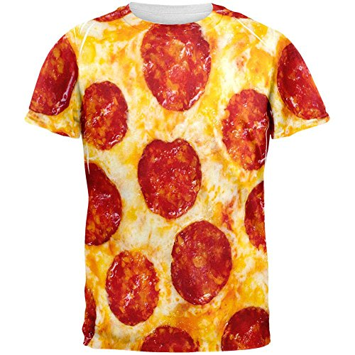 Pepperoni Pizza Shirt, Deliciously Attractive
