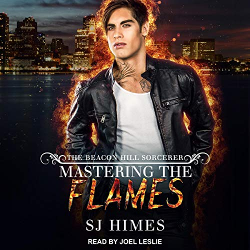 Page de couverture de Mastering the Flames