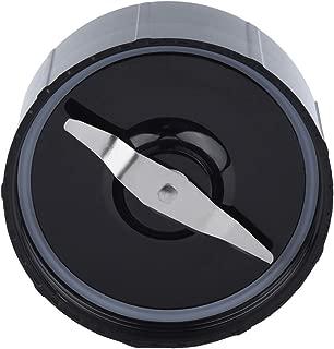 Blade Juicer Holder, Complete Blade Assembly Cross Flat Blade Juicer Holder Blade Blenders Fit for Magic Bullet 250W(Flat Blade Shape)