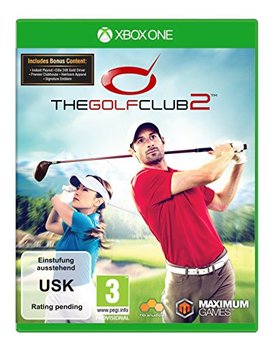 The Golf Club 2 [Import allemand]