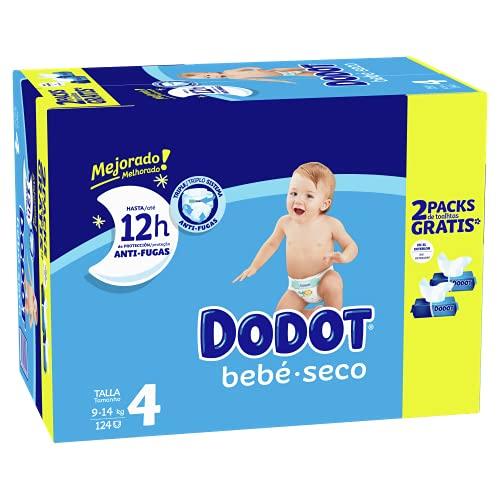 DODOT BOX ETAPAS T4 124U+REG TOALL 2X64