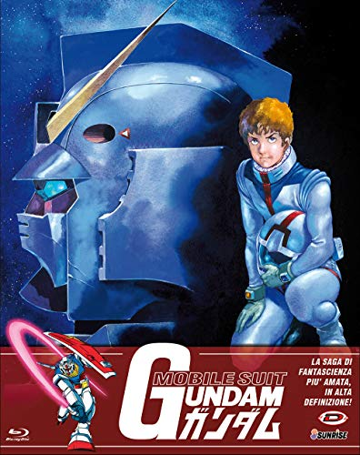 Mobile Suit Gundam-The Complete Series (Box 5 Br) (Eps. 01-42)