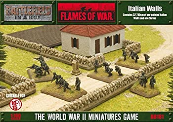 Battlefield in a Box Italian Walls