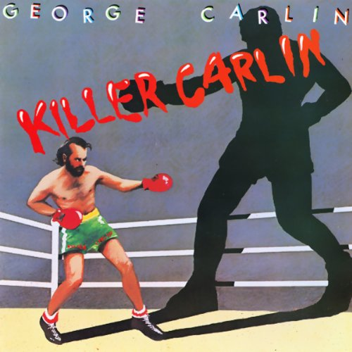 Killer Carlin audiobook cover art