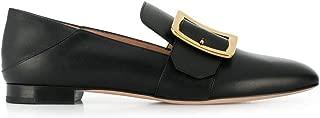 BALLY Luxury Fashion Womens 6228181BLACK Black Loafers | Fall Winter 19