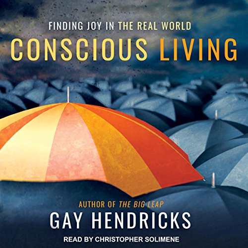 Conscious Living audiobook cover art