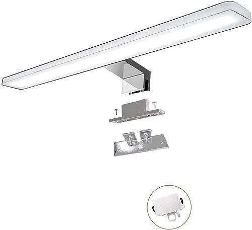 Cywer lights miroirs | applique murale salle de bain | 45cm | IP44 |blanc neutre | 10W | 1000lm