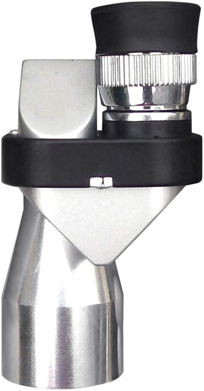 KUBAOL 8 X 20 Mini Monocular Telescope With 30x Microscope For Outdoor Travel