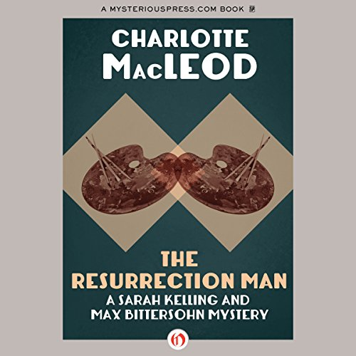 The Resurrection Man audiobook cover art