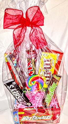 Candy Bouquet Gift Box Variety Pack, Chocolate gift basket