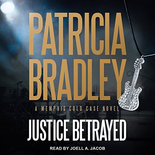 Justice Betrayed audiobook cover art