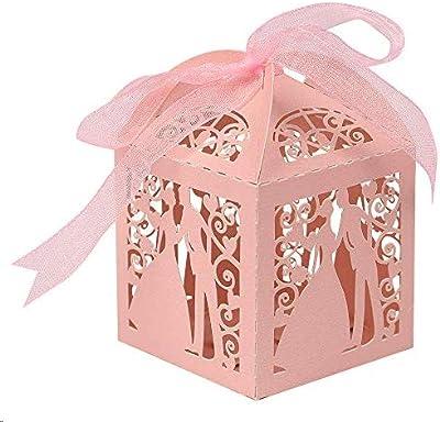 5x Big Party Garden Theme Romantic Butterfly Bonbonniere Favour Gift Treat Bags