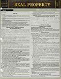 Image of Real Property: A Quickstudy Laminated Law Reference & Bar Exam Study Guide