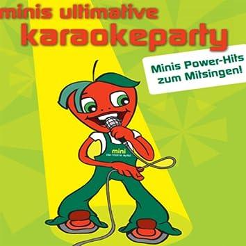 """Christine Nachbauer präsentiert: """"Minis ultimative Karaokeparty"""""""