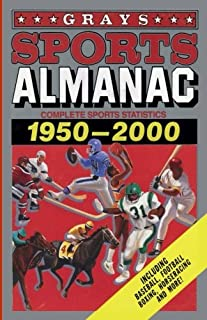 Best grays sports almanac 1950 to 2000 Reviews