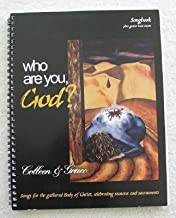 Who Are You, God. For Voice, Piano, with Guitar Lead Sheets