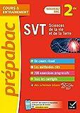 SVT 2de - Prépabac: nouveau programme de Seconde (2020-2021)