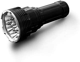 LXH / IMALENT DX80 32000Lumens Linterna LED para buscar rescate y escena al aire libre Interfaz de carga Antorcha Linterna