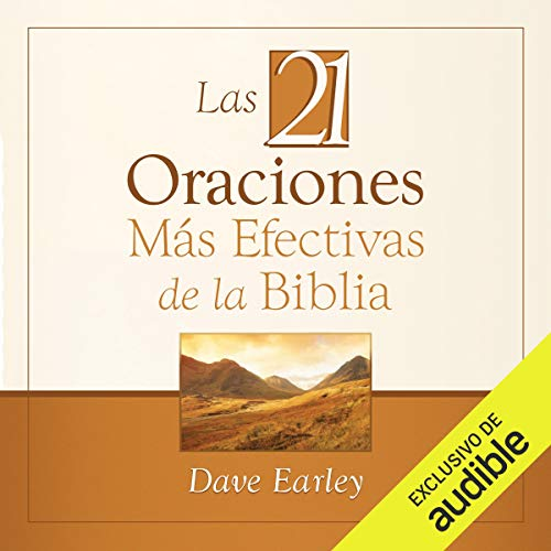 Las 21 Oraciones Más Efectivas de la Biblia [The 21 Most Effective Prayers of the Bible] Titelbild